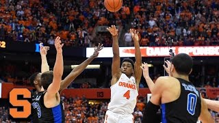 Syracuse Buzzer Beater vs. Duke: Fan Videos & Reactions