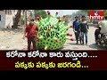 Hyderabad: Mobile tableau demonstrated to spread awareness on coronavirus