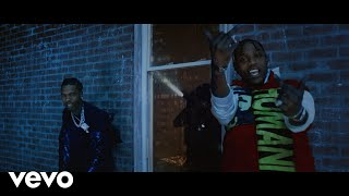 Flipp Dinero - How I Move (Official Music Video) ft. Lil Baby