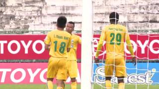 Đồng hành bóng đá Thanh Hóa - Vòng 23: Đồng Tháp 2-4 FLC Thanh Hóa
