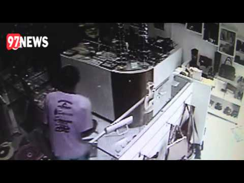 Assalto a Loja de Jóias em Brumado