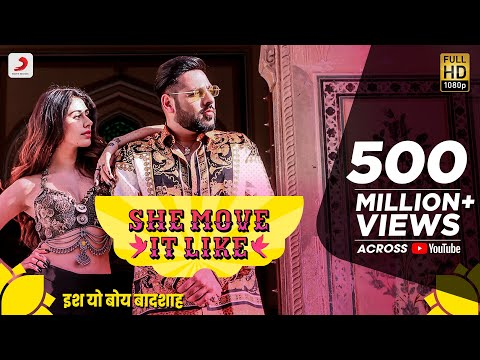 She Move It Like - Official Video - Badshah - Warina Hussain - ONE Album - Arvindr Khaira