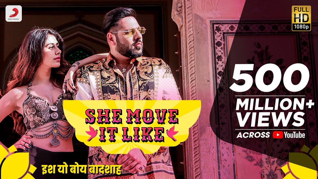 She Move It Like - Official Video | Badshah | Warina Hussain | ONE Album | Arvindr Khaira