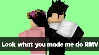 LOOK WHAT YOU MADE ME DO    TAYLOR SWIFT    ROBLOX MUSIC VIDEO