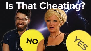 What Do You Consider Cheating?
