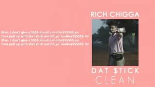Dat $tick - Clean (Lyrics)