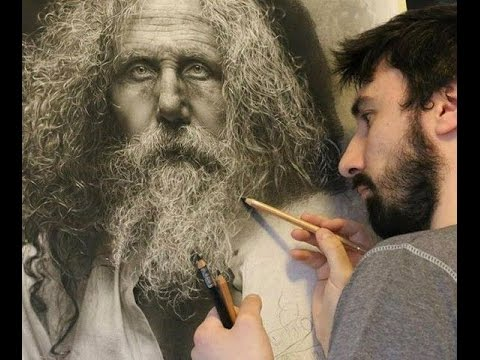 world best painter i have ever saw!