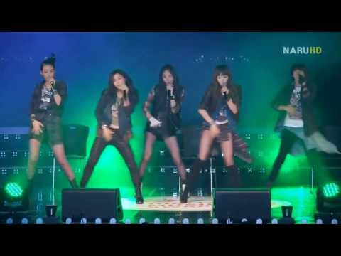 091018 Cyworld Digital Music Award fx Chocolate Love