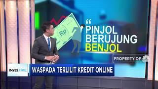 "Pinjaman Online jangan Bikin ""Benjol"""