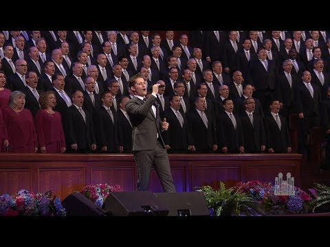 Oklahoma!, from Oklahoma - Matthew Morrison & the Mormon Tabernacle Choir