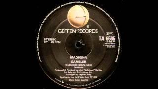 Gambler (Extended Dance Mix) - Madonna