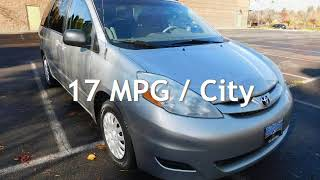 2008 Toyota Sienna for sale in SALEM, OR