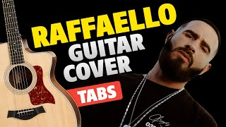 Shindy - Raffaello. Fingerstyle Guitar Cover with free tabs