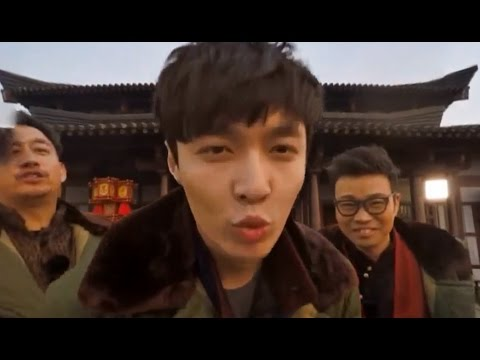 160510 Go Fighting S2 VR 360 Promotional Video 2 张艺兴 Zhang Yixing LAY