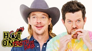 Diplo and Dillon Francis Play Truth or Dab | Hot Ones