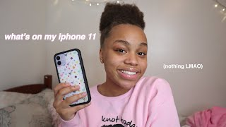 whats on my uneventful iphone 11 | seasonsofshai