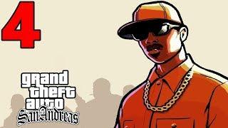 Grand Theft Auto San Andreas Walkthrough Part 4 (PS4)
