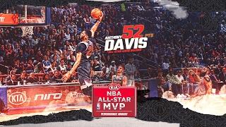 Anthony Davis 2017 All-Star MVP | Breaks Wilt's Scoring Record | 02.19.17