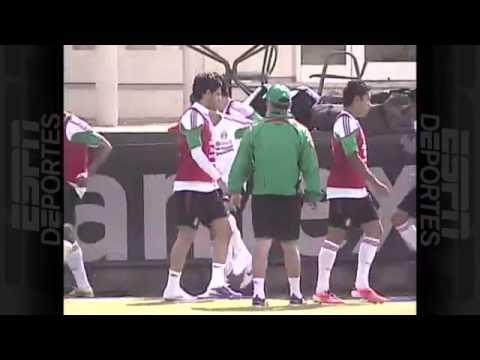 Baixar Alejandro Vela vería injusta sanción a Carlos Vela
