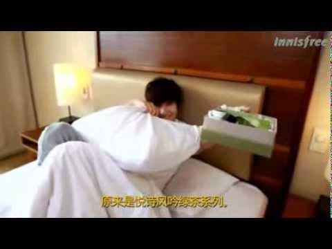 Lee Min Ho - A morning in Jeju Island (Innisfree promo)