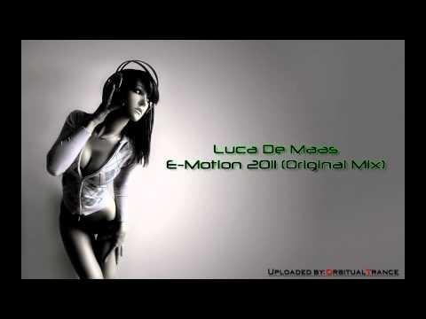Luca De Maas - E-Motion 2011 (Original Mix) [HD]