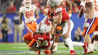 College Football Biggest Hits 2019-2020