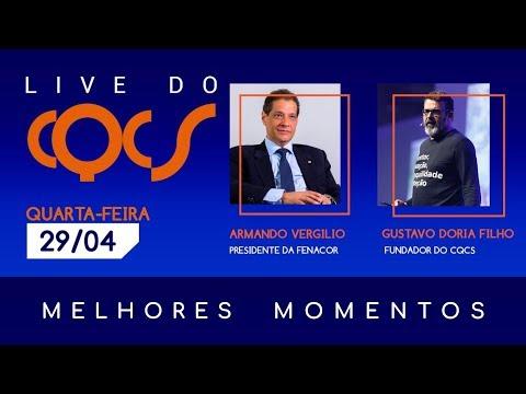 Imagem post: Susep, Corretores e MP 905/19. Confira os melhores momentos da live com Armando Vergílio