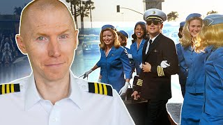 Fake Pilot Travels World - Catch Me If You Can | Hollywood vs Reality