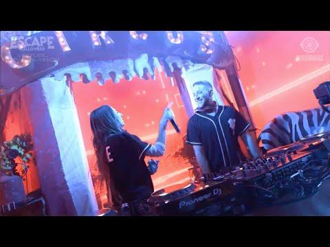BONNIE X CLYDE - Escape Halloween Virtual Rave-A-Thon