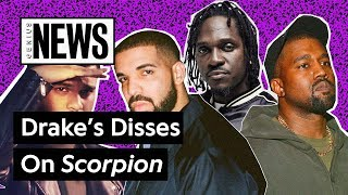 All Of Drake's Disses You Might've Missed On 'Scorpion'   Genius News