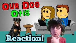 Brewstew - Our Dog Otis Reaction!