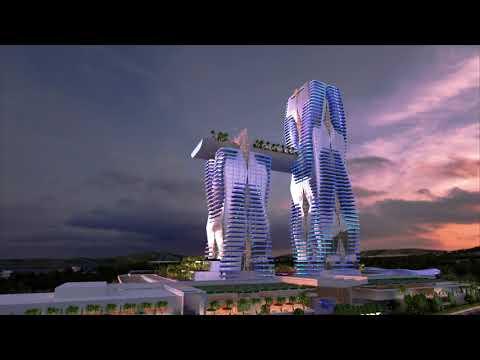 Inspire Athens, ecco il mega progetto per il casinò di Mge