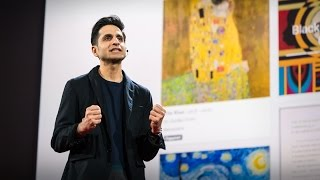 Every piece of art you've ever wanted to see -- up close and searchable   Amit Sood