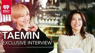 TAEMIN From SHINee Talks About His Journey From Debut Until Now | Exclusive Interview