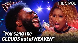 Emmanuel Smith sings 'Hallelujah' by Leonard Cohen | The Voice Stage #2