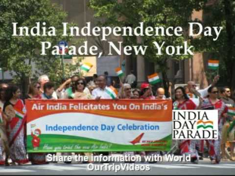 Pictures of India Independence Day Parade NYC, New York, NY, USA