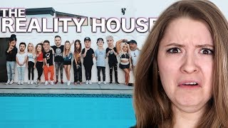 Last Youtuber To Leave The House, Wins $25,000 - The Reality House Reaction