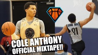 Cole Anthony CRAZY Official Mixtape!! | Most EXCITING 2019 Point Guard in the Nation