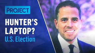 The Hunt For The Truth About Hunter Biden And A Laptop | The Project