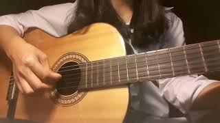 Mượn Rượu Tỏ Tình guitar cover by Ền