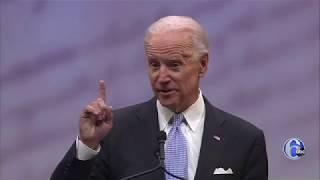 Vice President Joe Biden Honors Senator John McCain at the 2017 Liberty Medal Ceremony
