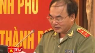 Bổ nhiệm chính thức Đại tá Nguyễn Đức Chung làm Giám đốc Công an Hà Nội