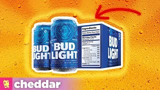 Bud Light's Nutrition Labels are Bad News for Craft Beer