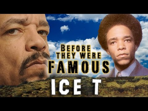 ICE T - Before They Were Famous (Use to rob banks)
