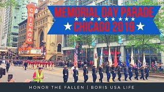 Memorial Day Parade Chicago 2019