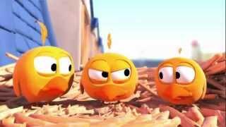 Pigeons (Disney Pixar Studio)