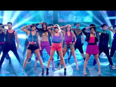 The Saturdays: So You Think You Can Dance (May 21st 2011) - Notorious Performance Live (HD)