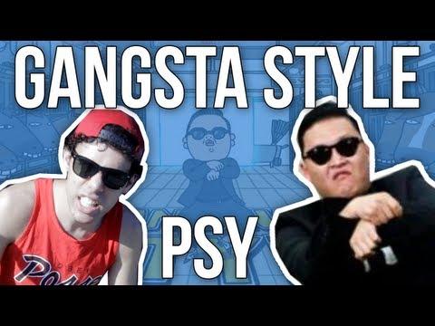 Baixar GANGSTA STYLE Parody of PSY - GANGNAM STYLE (강남스타일) M/V