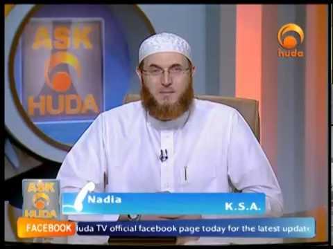 Ask Huda Aug 3rd 2014