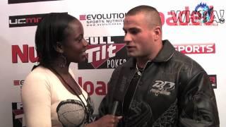 UFC - Karlos Vemola, viva Las Vegas